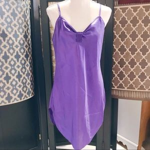 Apostrophe Intimates Purple Nightie | Slip | Dress